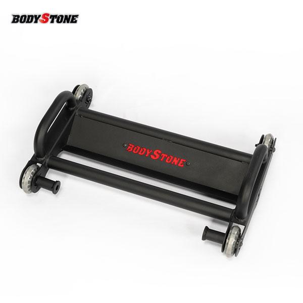 Bst [WGB-100] 바디스톤 휠글루트번/스켈레톤/복근운동/AB휠/코어운동/전신운동/허리강화운동